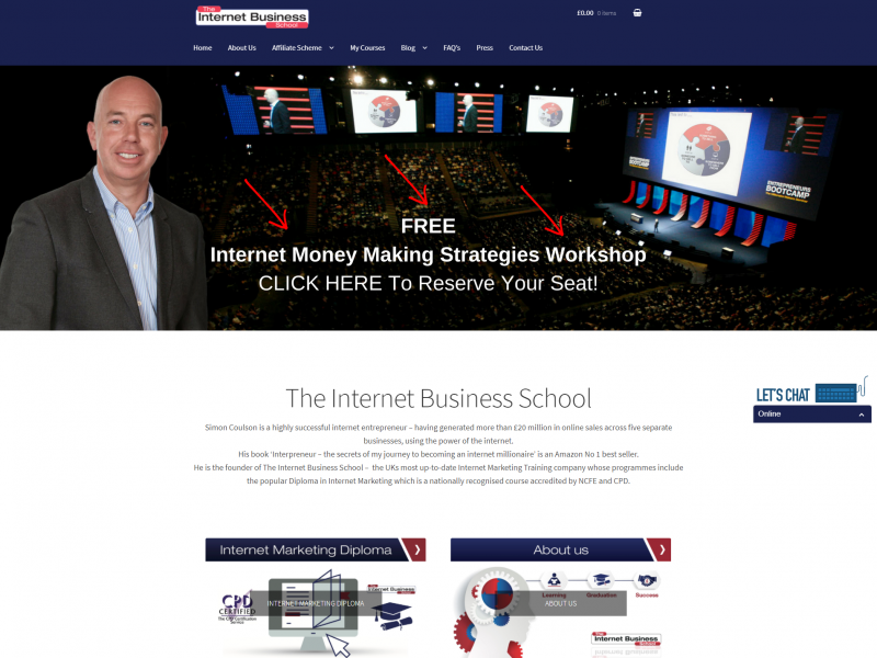 Online Marketing Courses CPD Accredited Internet Business School