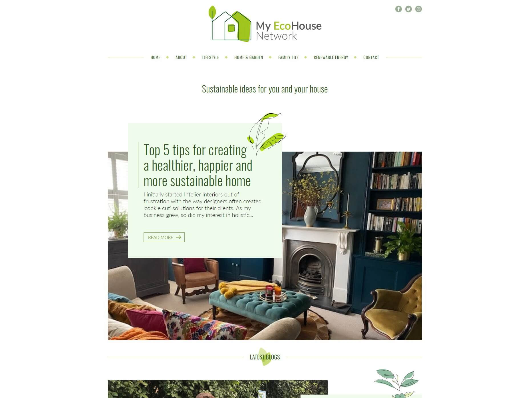 My-EcoHouse-Network